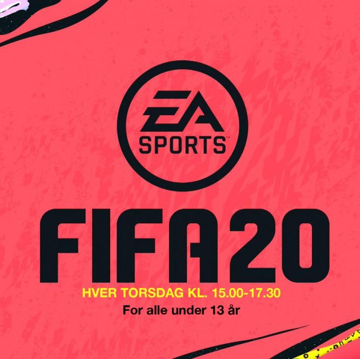 Fifa for alle under 13 år. Dekorations billede - Fifa logo