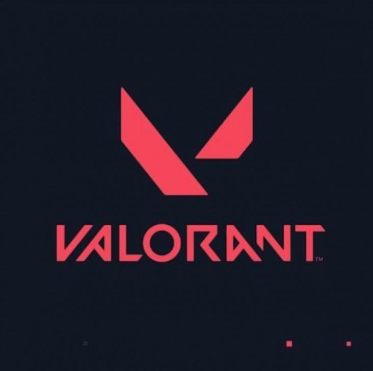 Valorent - E-sport. Dekorationsbillede, E-sport, Valorent logo